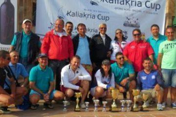 """РЕГАТА """"POSEIDON KALIAKRIA CUP"""" 2014"""